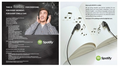 Right Direction Advertising Agency Spotify